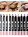 1PCS Shimmer Waterproof Eyeshadow Pencil 1 Pc Naked Smoky Eye Makeup Eye Shadow Pencil Bronzer