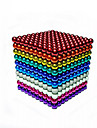 Magnet Toys 343 Pieces MM Magnet Toys Building Blocks Magnetic Balls Executive Toys Puzzle Cube For Gift