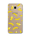 For Ultra thin Pattern Case Back Cover Case Fruit Soft TPU for Samsung A7(2016) A5(2016)