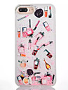 Для Движущаяся жидкость Полупрозрачный Кейс для Задняя крышка Кейс для Соблазнительная девушка Твердый PC для AppleiPhone 7 Plus iPhone 7