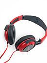 Ecouteur stereo shini a18 ecouteur 3,5 mm avec microphone pour xiaomi redmi 3 pour iphone 5s 6 6s 7 casque