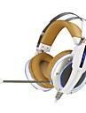 xiberia v11 alem de fone de ouvido de jogos levou computador super bass vibracao audio luz casque e brilho headphones jogador de PC com