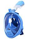 Kits para Snorkeling Mascaras de mergulho Pacotes de Mergulho Oculos de Natacao Impermeavel Mascaras Faciais 180 GrausMergulho e