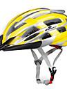 KY-004 Sports Unisex Bike Helmet 24 Vents Cycling Cycling Mountain Cycling Road Cycling Recreational Cycling Hiking Climbing PC EPSYellow Red