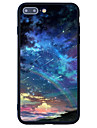Pour Motif Coque Coque Arriere Coque Carreaux Dur Acrylique pour Apple iPhone 7 Plus iPhone 7 iPhone 6s Plus iPhone 6s iPhone SE/5s