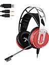 headset xiberia jogos v12 levou luz computador super bass vibracao audio casque e brilho headphones jogador de PC com microfone