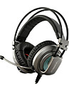 Xiberia v10 jeux casque avec micro casque d\'ecoute avec micro pc gamer usb led gaming headphones headband
