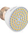 7W E26/E27 Spot LED 72 SMD 2835 500-700 lm Blanc Chaud Blanc Froid Blanc Naturel Decorative V 1 piece