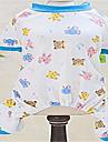 Собаки Комбинезоны Одежда для собак Весна/осень Мультфильмы Милые Желтый Синий