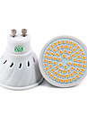 7W GU10 Spot LED 72 SMD 2835 500-700 lm Blanc Chaud Blanc Froid Blanc Naturel Decorative V 1 piece