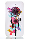 For Samsung Galaxy J7 J3 (2017) Wind Chimes Pattern Relief Luminous TPU Material Phone Case Galaxy J7 J5 J3 J1 (2016) G530 G360 i9060