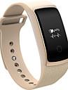 yyao9 умный браслет / смарт-часы / водонепроницаемый монитор сердечного ритма смарт часы браслет шагомер подходят ИОС Andriod приложение