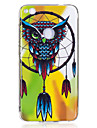 For Huawei P8 Lite(2017) P10 Case Cover Owl Wind Chimes Pattern Luminous TPU Material IMD Process Soft Case Phone Case P10 Lite P9 Lite P8 Lite