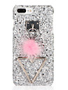 Pour A Faire Soi-Meme Coque Coque Arriere Coque Brillant Dur Polycarbonate pour AppleiPhone 7 Plus iPhone 7 iPhone 6s Plus iPhone 6 Plus