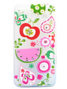 For Samsung Galaxy J3 J5 (2016) Case Cover Fruit Pattern Painted Point Drill Scrub TPU Material Luminous Phone Case J3