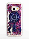 For Samsung Galaxy A3(2017) A5(2017) Flowing Liquid Pattern Case Back Cover Case Dream Catcher Soft TPU for A5(2016) A3(2016)