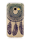 For Samsung A3 A5 (2017) Case Cover Wind Chimes Pattern Painted High Penetration TPU Material IMD Process Soft Case Phone Case A3 A5 (2016)