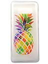 Pour IMD Transparente Motif Coque Coque Arriere Coque Fruit Flexible PUT pour Samsung S8 S8 Plus
