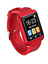 Men\'s Sport Watch Smart Watch Wrist watch Digital LED Remote Control Silicone Band Charm Black White Red