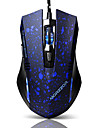 Wired Optical Gaming Mouse Changeable LED Light 800/1200/1600/2400DPI 6 Buttons Ergonomics For PC Desktop Laptop LOL Gamer