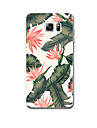 For Ultra Thin Pattern Case Back Cover Case Flower Soft TPU for Samsung Note 5 Note 4 Note 3