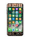 1개 스크래치 방지 카툰 투명 플라스틱 바디 스티커 야광 패턴 용 iPhone 7 Plus iPhone 7 iPhone 6s Plus/6 Plus iPhone 6s/6 iPhone SE/5s/5 iPhone 5 iPhone 4/4s
