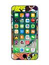 1 ед. Защита от царапин Мультяшная тематика Прозрачный пластик Стикер для корпуса Сияющий в темноте Узор ДляiPhone 7 Plus iPhone 7 iPhone