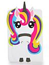Pour apple ipad mini 123/4 etui en carton couverture arriere en carton 3d carre silicone doux