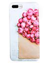 Для apple iphone7 7 плюс чехол чехол шаблон задняя крышка чехол цветок мягкий tpu 6s плюс 6 плюс 6s 6