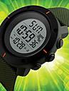 Homens Relogio Esportivo Relogio Elegante Relogio de Moda Relogio de Pulso Unico Criativo relogio Chines Digital Calendario Cronografo