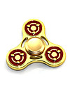 Fidget Spinner Inspirado por Naruto Sasuke Uchiha Anime Acessorios para Cosplay Cromo