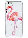 Pour Apple iphone 7 7plus casquette couverture couverture arriere flamingo hard pc 6s plus 6 plus 6s 6