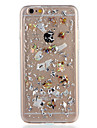 For Apple iPhone7 7Plus Case Cover IMD Pattern Back Cover Case Glitter Shine Soft TPU 6s plus 6 plus 6s 6