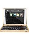 제품 케이스 커버 키보드 자동 슬립 / 웨이크 기능 플립 풀 바디 케이스 하드 용 Apple iPad Mini 4 iPad Mini 3/2/1