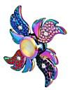 Hand Spinner Fidget toy  especially Hand Spinner Fidget 4 wings bling Rainbow Camouflage Multi-Color Graffiti Fidget Toys Finger