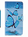 For Samsung Galaxy S8 Plus S8 Case Cover Card Holder Wallet with Stand Flip Pattern Full Body Case Butterfly Hard PU Leather S7 edge S7 S6 edge S6 S5