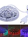 Incrivel ufo portatil laser estagio luzes 5w rgb 48 leds girassol led iluminacao lampada de parede para ktv dj partido casamento ac90-240v