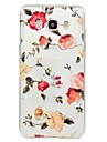 Case For Samsung Galaxy J7 2017 J5 2017 Phone Case Flower Pattern Emboss Soft TPU Material Phone Case J3 2017 J710 J510 J310 J3