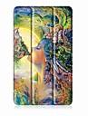 Картина картина три раза pu кожаный чехол с подставкой для huawei medipad t3 7,0-дюймовый планшетный ПК