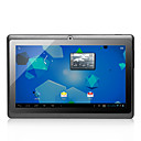 Starlight Blue 7 Inch Android 4.1 Tablet 4G ROM 512M RAM WiFi 3G Camera