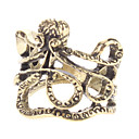 Pirates Of The Caribbean Octopus Menschen Ring