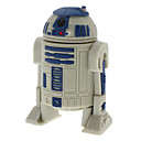 8gb R2-D2 Roboter High-Speed-USB 2.0 Flash Stick grau
