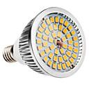 E14 6W 48x2835SMD 580-650LM 2700-3500K Warm White Light LED Spot Bulb (110-240V)
