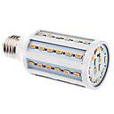 DAIWL E27 7W 60x5630SMD 560-630LM 2500-3500K Warm White Light LED Corn Bulb (220-240V)