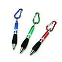 Mountaineering Buckle Ballpoint Pen(Random Color)