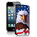 Flag and Eagle Pattern 3D Effect Case for iPhone5