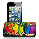 Bird Pattern 3D Effect Case for iPhone5