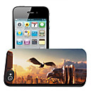 Eagle Pattern 3D Effect Case for iPhone5