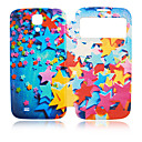 Colors Five-Pointed Star Plastic Full Body Case for Samsung Galaxy S4 I9500