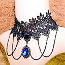 Lace Palace Sapphire Necklace Necklace